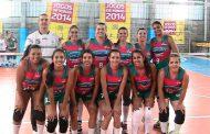 Voleibol feminino de Caratinga está na final dos Jogos de Minas