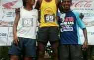 Amauri Rodrigues é terceiro colocado em corrida disputada em Nanuque