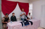 Prefeito de Piedade de Caratinga concede coletiva e apresenta projetos