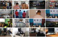 Polícia Civil realiza megaoperação contra pedofilia