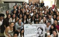 Alunos de Enfermagem do UNEC comemoram a semana da profissão