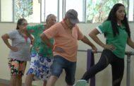 Centro de Reabilitação FUNEC-CASU oferece treinamento funcional para idosos