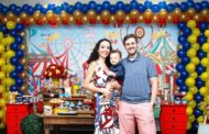 Primeiro aniversário de Felipe Fontoura