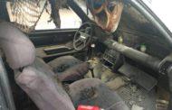 Carro pega fogo poucas horas após ser adquirido