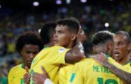 Brasil vence Sérvia e vai às oitavas de final