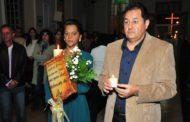 Celebração do aniversário de 50 anos de Ana Maria Eymard Pereira Scarabelli