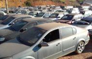 Polícia Civil realizará leilão de quase 500 veículos