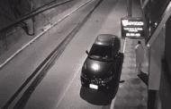 Câmeras registram ação de autor de furto