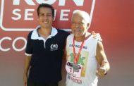 Pai e filho são campeões em corrida de BH