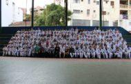 Associação Korion de Desportos realiza exame de faixa