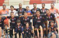 Caratinga conquista etapa da Taça Valadares de Futsal 2018