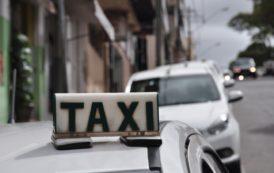 Sindicato quer diálogo com a prefeitura por reajuste na tarifa de táxi