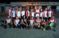 Equipe Hélio Ferreira conquista 10 medalhas em corrida de Ipatinga