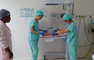 Maternidade implanta fisioterapia em sala de parto