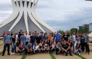 Alunos de Arquitetura da Doctum Caratinga realizam visita técnica em Brasília