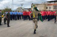 Polícia Militar celebra Dia da Bandeira Nacional