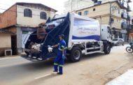 Prefeitura de Santa Bárbara do Leste promove Campanha de Limpeza Pública