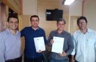 Dnit recebe projeto de passarela contratado pela Prefeitura de Inhapim