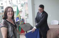 Cerimônia marca inauguração do PAPRE em Santa Bárbara do Leste