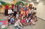 Festival da Banana: Fórum abre suas portas para as escolas
