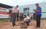 Lançada pedra fundamental da sede da Prefeitura de Santa Rita de Minas