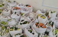 Banco de Alimentos em Inhapim tem saldo positivo
