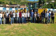 2019 começa com importantes obras em Santa Bárbara do Leste