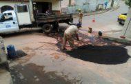 Copasa responde sobre buracos na rua Tiradentes
