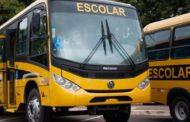 Transporte escolar da rede estadual é retomado em Inhapim