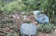 DIÁRIO recebe mais uma denúncia relacionada a poluição por lixo
