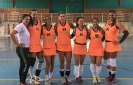 Voleibol: Equipe feminina adulta faz sucesso nas quadras