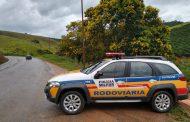 Polícia Rodoviária Estadual realiza trabalho preventivo em obras na MG-329