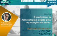 Doctum recebe hoje o Circuito Mineiro de Administração