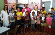 Saúde Bucal é tema de palestra nas oficinas do SCFV em Imbé de Minas