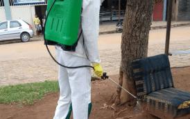 Controle químico do Aedes Agypti está garantido em Caratinga