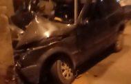 Duas pessoas feridas em acidente no Santo Antônio