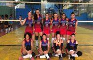 Voleibol Feminino se classifica para próxima etapa da Copa Norte no Espírito Santo