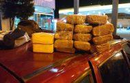 Caratinguenses são detidos transportando drogas em Governador Valadares