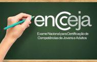 3.316 candidatos inscritos para o Encceja em Caratinga