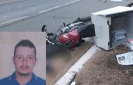 Entregador morre em acidente na BR-458, no trevo de São João do Oriente