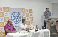 Rotary recebe representantes da Funcime
