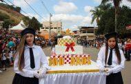 Centenário do Jubileu é tema de desfile de 7 de Setembro em Bom Jesus do Galho