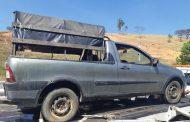PRF recupera caminhonete furtada no Espírito Santo