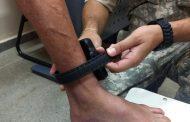 Presídio de Caratinga obtém a tecnologia da tornozeleira eletrônica