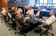 Provedor do HNSA se reúne com governador Romeu Zema