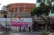 Vistoria na obra de restauração do Cine Brasil