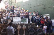 Estudantes da rede municipal de Santa Bárbara do Leste visitam a histórica Ouro Preto
